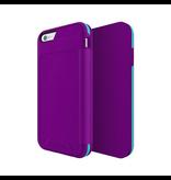 Incipio Incipio Performace Series Level 3 Folio for iPhone 6/6s - Purple/Teal