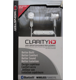 Monster Clarity HD BT Earbuds - White