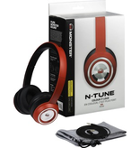 Monster NTune Headphones - Red