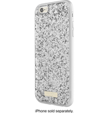 Kate Spade New York Kate Spade Glitter Case for iPhone 6/6s Plus - Exposed Glitter Silver