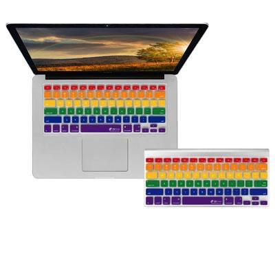 KB Covers KB Covers MacBook/Air 13/Pro Retina - Rainbow