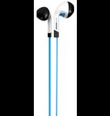 iFrogz InTone Earbuds w/ Mic - Blue