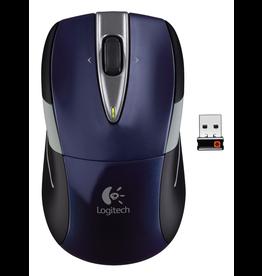 Logitech Logitech m525 Wireless RF Mouse Blue