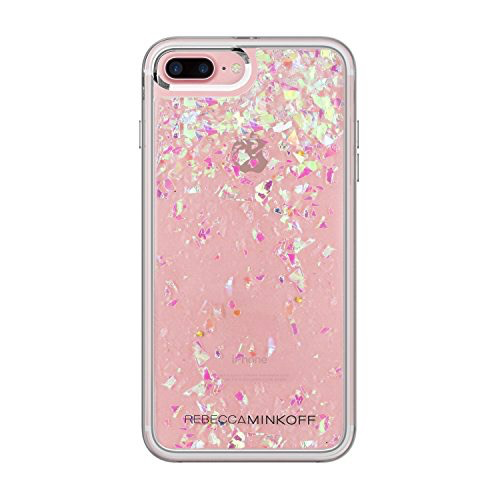 Rebecca Minkoff Gitterfall Case for iPhone 7 Plus - Holographic Confetti Clitter