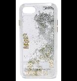 Rebecca Minkoff Glitterfall Case for iPhone 7 - Gold Studs
