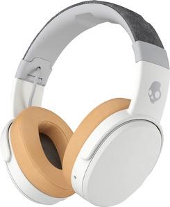 Skullcandy Skullcandy Crusher Wireless BT Headphones w/ Mic - Gray/Tan