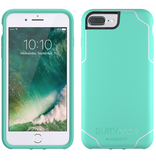Griffin Survivor Journey Case for iPhone 7 Plus - Mint/White