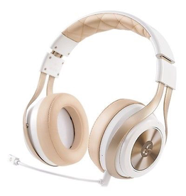 Lucid Lucid LS30 Wireless Stereo Gaming Headset - White