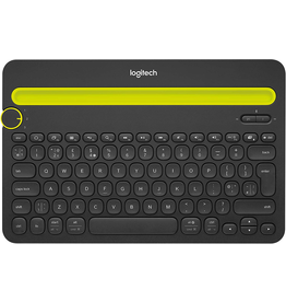 Logitech Logitech Multi-Device BT Keyboard k480