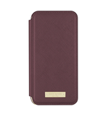 Kate Spade New York Kate Spade Folio Case for iPhone 8 Plus - Mahogany