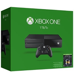 Microsoft Xbox One Halo MasterChief Collection 1TB