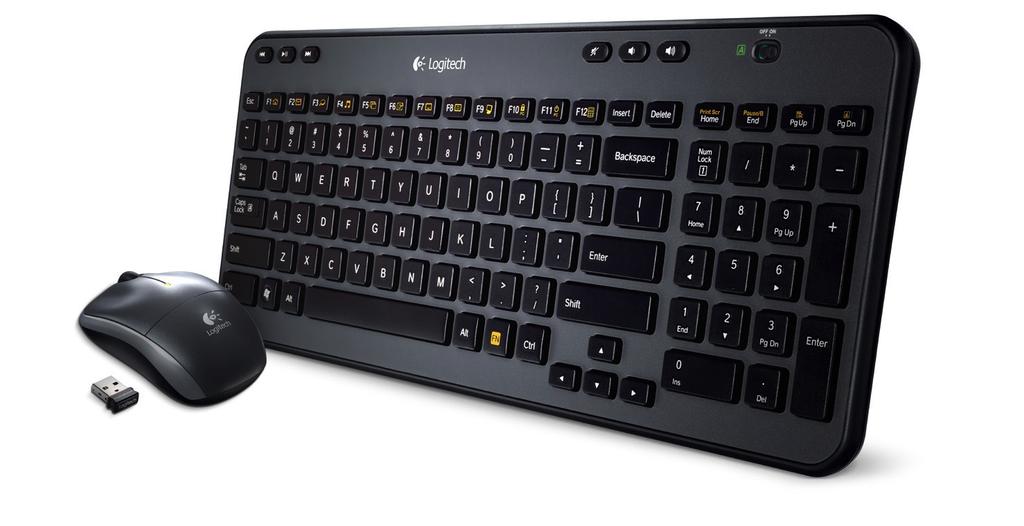 Logitech Logitech MK360 Wireless RF Keyboard & Mouse