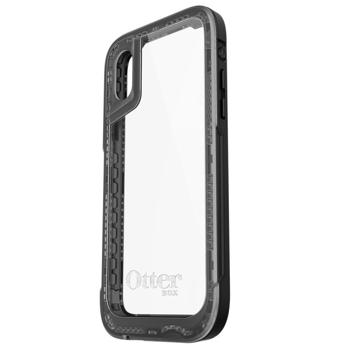 Otter Box Otterbox Pursuit Carrying Case for iPhone X - Black/Clear