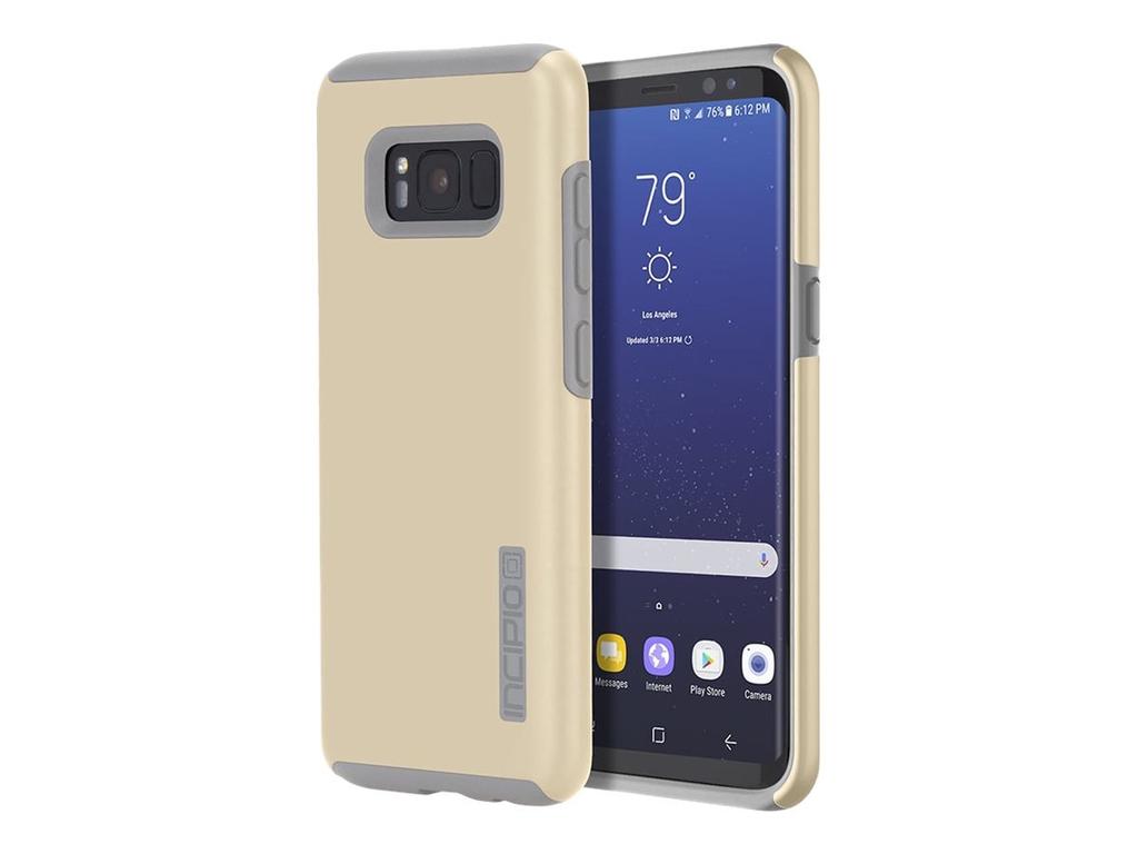 Incipio Incipio DualPro Case for Samsung Galaxy S8 - Champagne/Gray