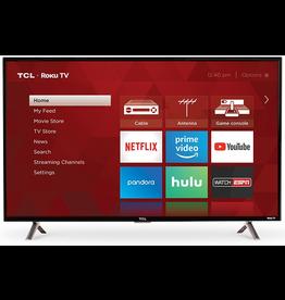 "TCL TCL 40"" 1080p 120hz Smart TV w/Roku (40S305)"