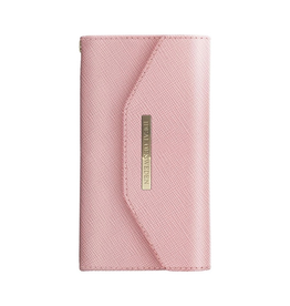 iDeal of Sweden iDeal of Sweden Mayfair Clutch Case for iPhone X - Pink