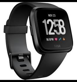 Fitbit Fitbit Versa - Black Aluminum