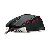 MSI MSI Interceptor DS200 Gaming Mouse - Black/Red