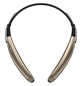 LG LG Tone Pro BT Headphone w/ Mic - Gold