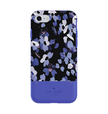 Kate Spade New York Kate Spade Credit Card Case for iPhone 7 - August Hydrangea Blue Multi