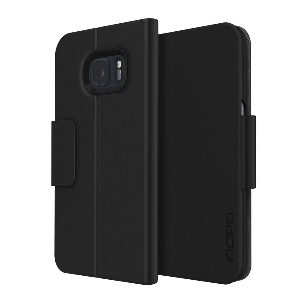 Incipio Incipio Corbin Folio Case for Samasung Galaxy S7 Edge - Black