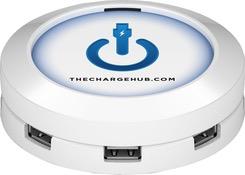 CableLinx Power Charge Hub [7xUSB-A] - White