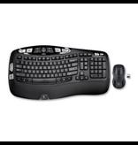 Logitech Logitech MK550 Wave Wireless RF Keyboard and Mouse
