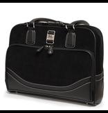 Mobile Edge Mobile Edge Classic Curduroy Laptop Tote Large Black