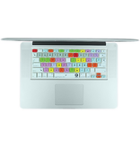 "EZ Quest Final Cut Pro Keyboard Cover for 13""+ Macbooks"