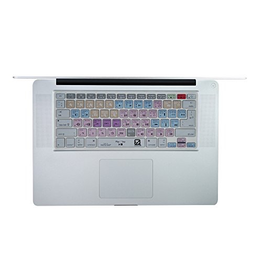 """Avid Pro Tools Keyboard Cover for 13""""+ Macbooks"""