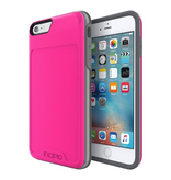 Incipio Incipio iPhone 6 Plus/6s Plus Performance Series Level 4 - Pink/Gray
