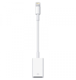 Apple MD821AM/A Lightning to USB-A Camera Adapter