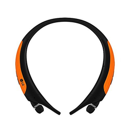 LG LG Tone Active Premium Wireless Neck Earbuds - Orange