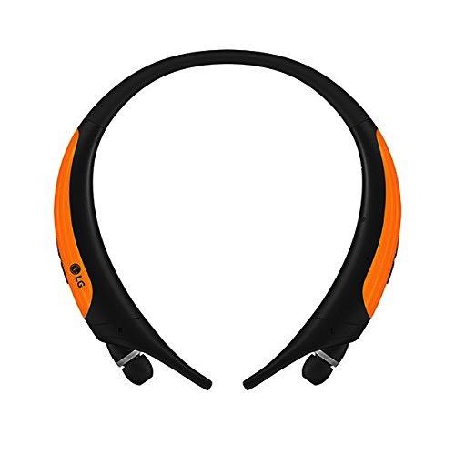 LG LG Tone Active Premium Wireless Neck Earbuds - Orange