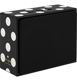 Kate Spade New York Kate Spade BT Speaker - Black/Cream Dots