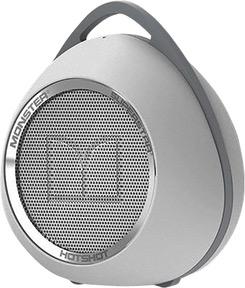 Monster Superstar HD Hotshot BT Speaker - White