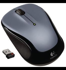 Logitech Logitech M325 Wireless RF Mouse - Silver
