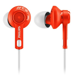 Philips Philips ActionFit Sport Earbuds - Orange