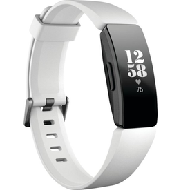 Fitbit Fitbit inspire HR - White/Black