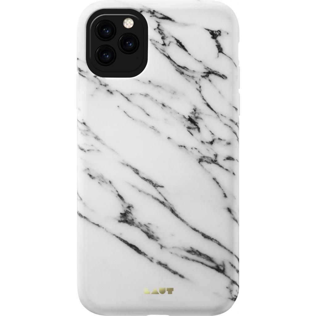 LAUT LAUT Huex Elements iPhone 11 Pro Max - Marble White