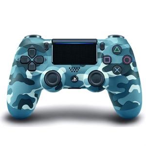Sony PS4 DualShock 4 Controller - Blue Camo