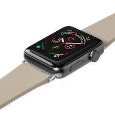 LAUT LAUT Active Apple Watch Series 1-4 - Taupe 38/40mm