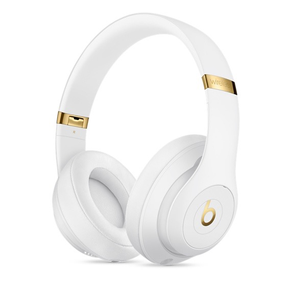 Apple MQ572LL/A Beats Studio 3 Wireless - White