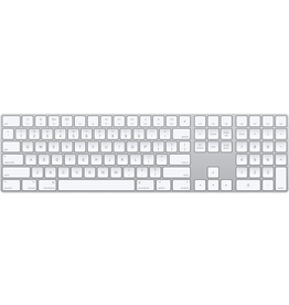 Apple MQ052LL/A Magic Keyboard w/ Numeric Keypad - Silver