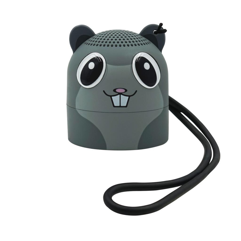 Candywirez Candywirez BT Speaker w/ Selfie Remote - Mouse