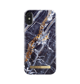 iDeal of Sweden iDeal of Sweden Fashion Case for iPhone X - Midnight Blue Marble