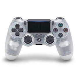 Sony Sony PS4 DualShock Controller - Crystal