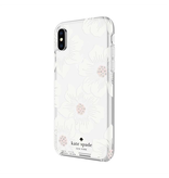 Kate Spade New York Kate Spade Hardhshell Case for iPhone X - Hollyhock Floral
