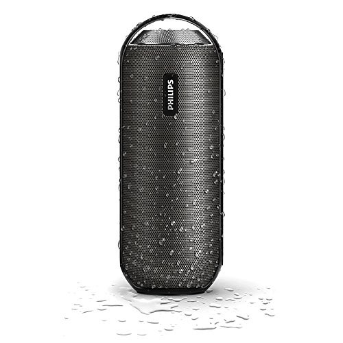Philips Philips Splash Proof BT Speaker - Black