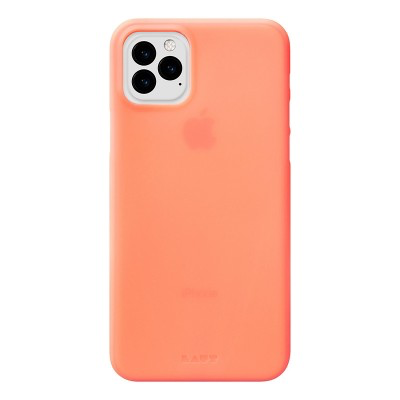 LAUT LAUT Slimskin iPhone 11 Pro - Electric Coral